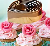 Приспособления для украшения Шоколад / Лед / Хлеб / Торты / Печенье / Cupcake