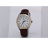 Men's Fashion Watch Men's Fashion Personality Scale Roman Calendar Automatic Mechanical Watches(Assorted Colors) Cool Watch Unique Watch
