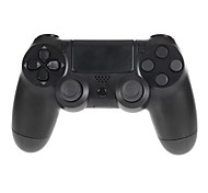 dispositivo de juego gamepad con cable para PS4 (color negro, fábrica OEM)