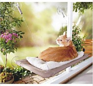 Seat Window Mounted Sunny Cat Resting Sunshine Suction Bed Pet Save Space