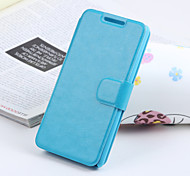 PU Wallet Ultra-Thin Voltage cell phone Holster for Samsung Galaxy E5 E7 J5 J7