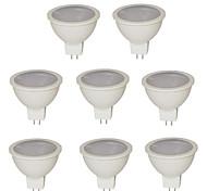 7W GU5.3(MR16) Faretti LED MR16 21 SMD 2835 500 lm Bianco caldo / Luce fredda / Bianco DC 12 / AC 12 V