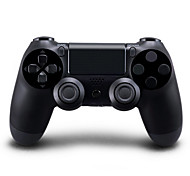 dispositivo de juego gamepad bluetooth inalámbrico para PS4 (color negro, fábrica OEM)