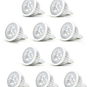 10pcs HRY® 3W MR16 350LM Light LED Spot Lights(12V)