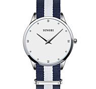 SINOBI® Ladies Classic Slim Casual Watches Luxury Brand Fashion Women Clock Female Quartz Wristwatch 2016 Cool Watches Unique Watches