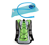 FJQXZ® Bike Bag 5LLBackpack / Cycling Backpack / Hydration Pack & Water Bladder Waterproof Bicycle Bag Terylene Cycle BagCamping & Hiking