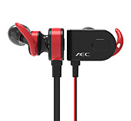 AEC BQ-658 Sport Bluetooth Earphone Headset Noise-Cancelling for iphone Red Gray Green