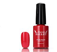 1Pcs UV Gel Nail Polish Long-Lasting Nail Gel Soak-off LED Lamp Fingertip Ballet Gel Polish 12ML 51-60  Colors