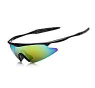 sports de plein air lunettes de vélo lunettes lunettes de soleil lunettes de soleil lunettes de sport cyclisme vélo lentille 4 couleurs