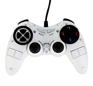 USB-900 Dual Shock Joypad for PC White