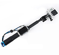 GoPro Remote Pole 98cm (Silver Base) Black