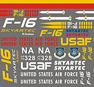General F16 Skyartec F16-09 Parts Accessories RC Quadcopters / RC Airplanes / RC Helicopters Red / White / Yellow