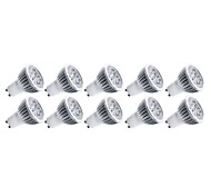 10pcs  5W GU10/GU5.3/E27/E14 5LEDS 550LM Light LED Spot Lights(90-260V)