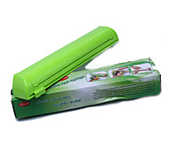 Plastic Wrap Cling Film Dispenser Food Wrap Cutter Practical Kitchen