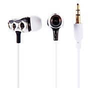 Stereo da 3,5 mm in-ear auricolari auricolari delle cuffie PX-618 per iPod / iPad / iPhone / MP3