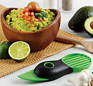 3 in 1 Avocado slicer Shea Butter Knife Separation of Flesh Good Grips