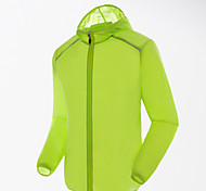 Outdoor Clothing For Men And Women Skin Ultra-Thin Breathable Waterproof Sunscreen Clothing sports