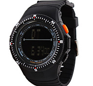 Unisex  Watch/ Chronograph  / Alarm  /Noctilucent/ Digital Wrist watch