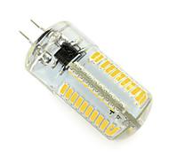 4W G4 LED-maïslampen T 80 SMD 3014 320-360 lm Warm wit / Koel wit AC 220-240 V 1 stuks