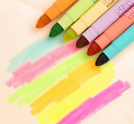 Jelly Pen Point Highlighter Pen Set(6 PCS/Set)