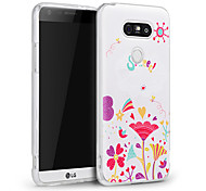 Silicone Back Cover for LG G5
