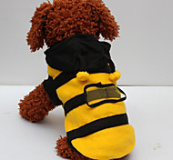 Lovely Modelling of Bees Pet Coat