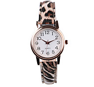 Foreign Trade Fashion Leopard Belt Watch Cool Watches Unique Watches