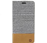 """6.0 """"Handytasche Brieftasche Flip stehen Abdeckung mit Kartenschlitz Halter Handyfall für Samsung-Galaxie a9 A9000"""