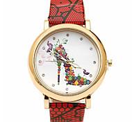 Man's Belt Quartz Watch Cool Watches Unique Watches