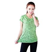 Running Tops Women's Breathable / Compression / Sweat-wicking Running Sports Sports Wear Others