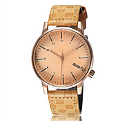Classic And Elegant Men's Fashion Quartz Watch Wrist Watch Cool Watch Unique Watch