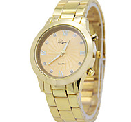 Women's Dress Watch Fashion Watch Quartz Alloy Band Multi-Colored