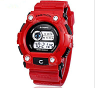 Men's Digital Water-resisstant Multi-Functional Sports Watch Cool Watch Unique Watch