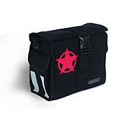 ROSWHEEL® Bike Bag 6.8LBike Handlebar Bag / Shoulder Bag Waterproof Zipper / Moistureproof / Shockproof / Wearable Bicycle BagPU Leather