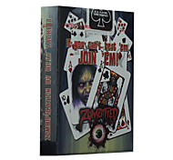 Bicycle Zombified Poker All Saints Card Bicycle Zombified Magic Props
