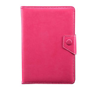 "Cases With Stand Waterproof Cases With Hand Holding Band PU Leather Case Cover For 7"" 8"" 9"" Universal"