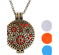 Fashion Personality Aromatherapy Pendant Necklace