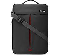 pofoko® 11/13 pulgadas de tela oxford manga del ordenador portátil de color rojo / gris / de color caqui