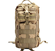 Clothin® Backpack Waterproof Outdoor Sport Hiking Trekking Military Tactical Backpack Shoulders Bag