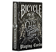 Bicycle Cards Bicycle Poker Collection Series Tattoo Club