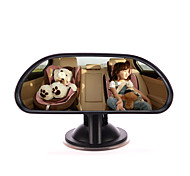 IZTOSS Baby Car Mirror Back Seat Rear-facing Infant In Sight Adjustable Car Baby Rear View Mirror with Suction Cup