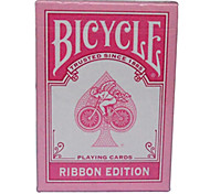 Pink Ribbon Bicycle Bicycle Poker Card Magic Poker Board Game Cards Pink 1 Or 2 Generation Each A Pair Of (Two)