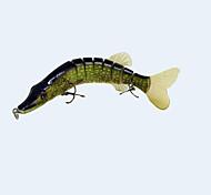 """1 pcs Señuelos duros Verde Claro 66 g/1/18 / 3/4 Onza,200 mm/8-1/4"""" pulgada,Plástico duroPesca de Mar / Pesca a la mosca / Pesca de"""