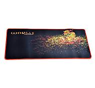 70 * 30cm super grande mousepad di gioco per lol / cf / DOTA nero