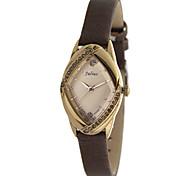 Julius® Women Watch Korea  Vintage and Fashion Style Waterproof Leather Belt Schoolgirl Wristwatch JA-660 Cool Watches Unique Watches