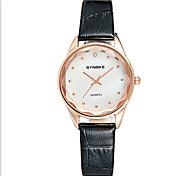 Women's Fashion Leather Band Quartz Wrist Watch Cool Watches Unique Watches
