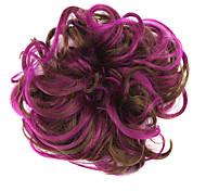 parrucca purple5cm alta temperatura anello di colore dei capelli del filo di colore 2/30-fv01