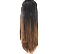 Wig Brown 70CM High-Temperature Wire COS Wig Colour 1T30