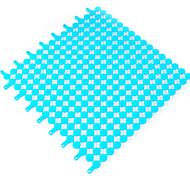 Коврики для ванны-синий / зеленый / розовый / фиолетовый / белый / оранжевый-ПВХ-30*30*0.1