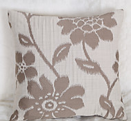 Jacquard Cushion Cover -Beige